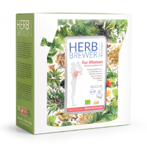 HERB BREWER For Woman